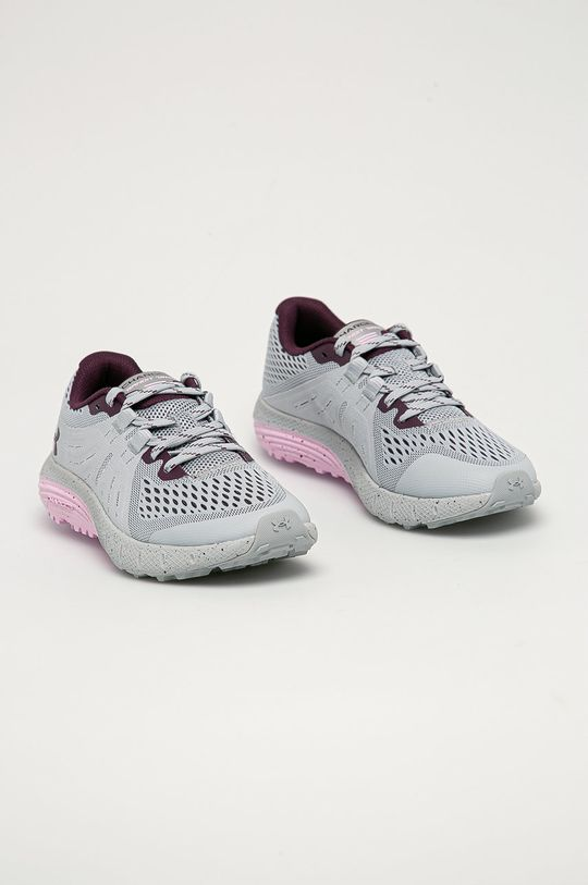 Under Armour - Boty Charged Bandit Trail šedá