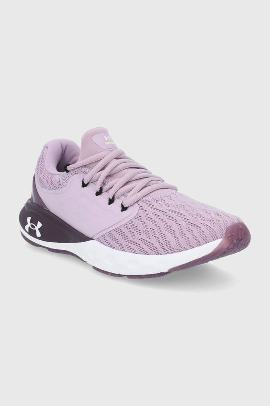 Under Armour - Buty 3023565 lawendowy