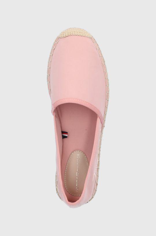 růžová Tommy Hilfiger - Espadrilky