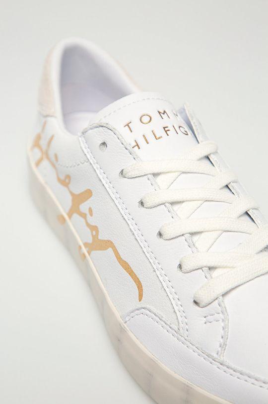 Tommy Hilfiger - Kožené boty Dámský