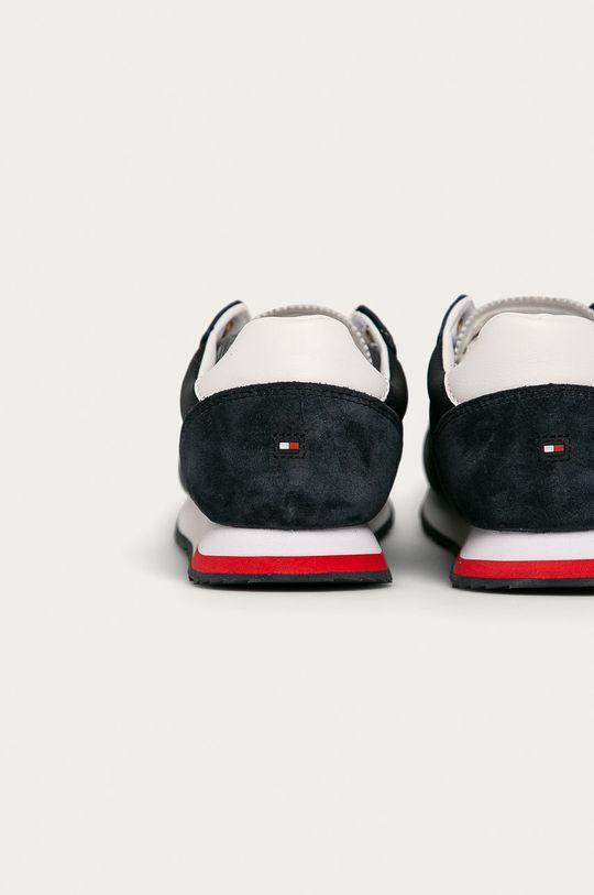 Tommy Hilfiger - Pantofi  Gamba: Material textil, Piele naturala Interiorul: Material textil Talpa: Material sintetic