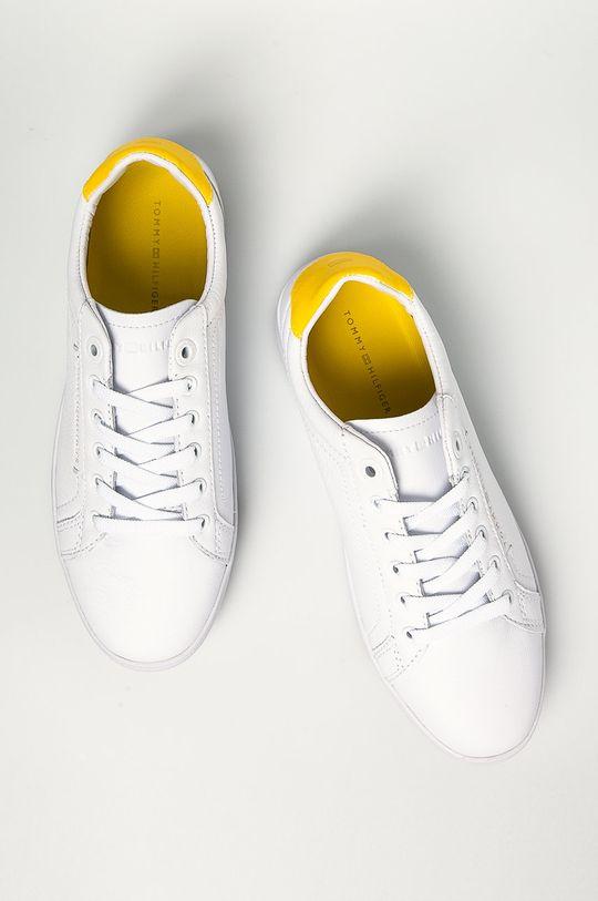 Tommy Hilfiger - Kožené boty  Svršek: Přírodní kůže Vnitřek: Textilní materiál, Přírodní kůže Podrážka: Umělá hmota