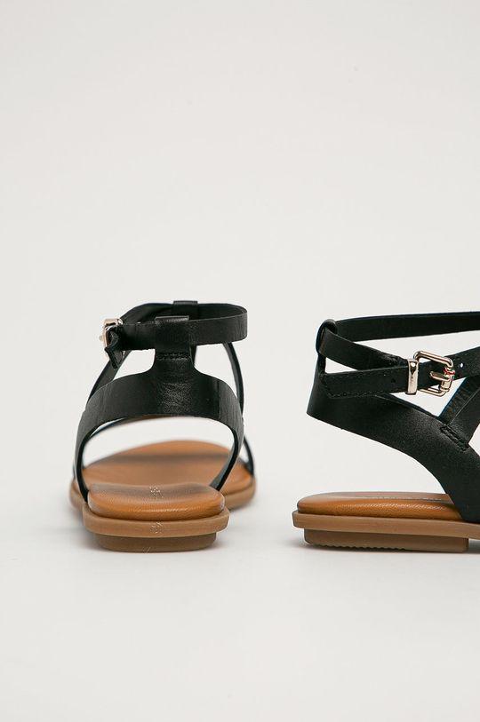 Tommy Hilfiger - Kožené sandály  Svršek: Přírodní kůže Vnitřek: Přírodní kůže Podrážka: Umělá hmota