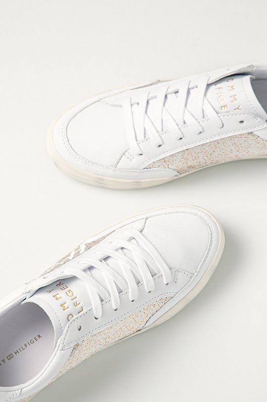 Tommy Hilfiger - Pantofi  Gamba: Material textil, Piele naturala Interiorul: Material textil, Piele naturala Talpa: Material sintetic