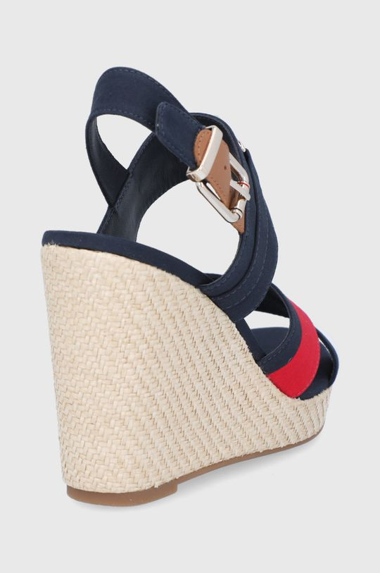Tommy Hilfiger - Sandále  Zvršok: Textil, Prírodná koža Vnútro: Textil, Prírodná koža Podrážka: Syntetická látka