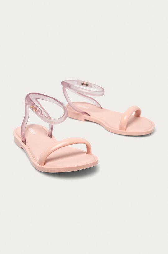 Melissa - Sandále ružová