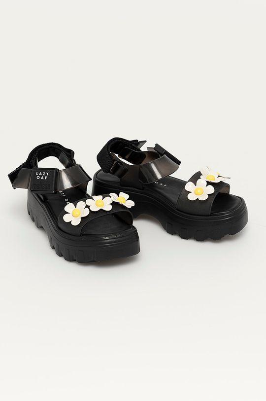 Melissa - Sandály černá