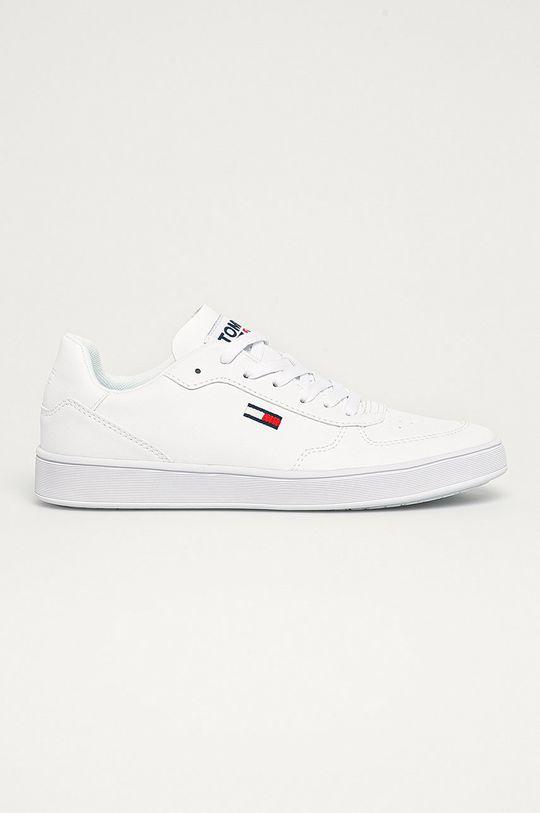 alb Tommy Jeans - Pantofi De femei