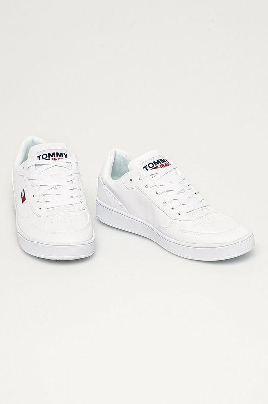 Tommy Jeans - Boty bílá