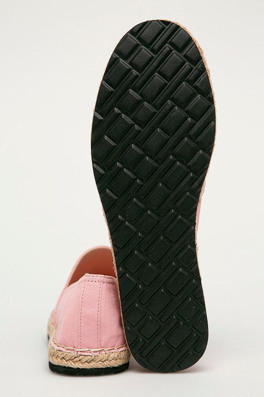 Tommy Jeans - Espadryle Cholewka: Materiał tekstylny, Wnętrze: Materiał tekstylny, Podeszwa: Materiał syntetyczny