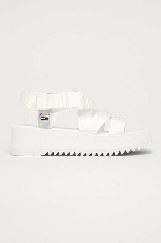 alb Tommy Jeans - Sandale De femei