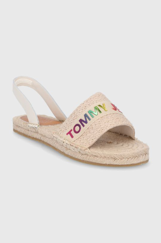 Tommy Jeans - Sandály béžová