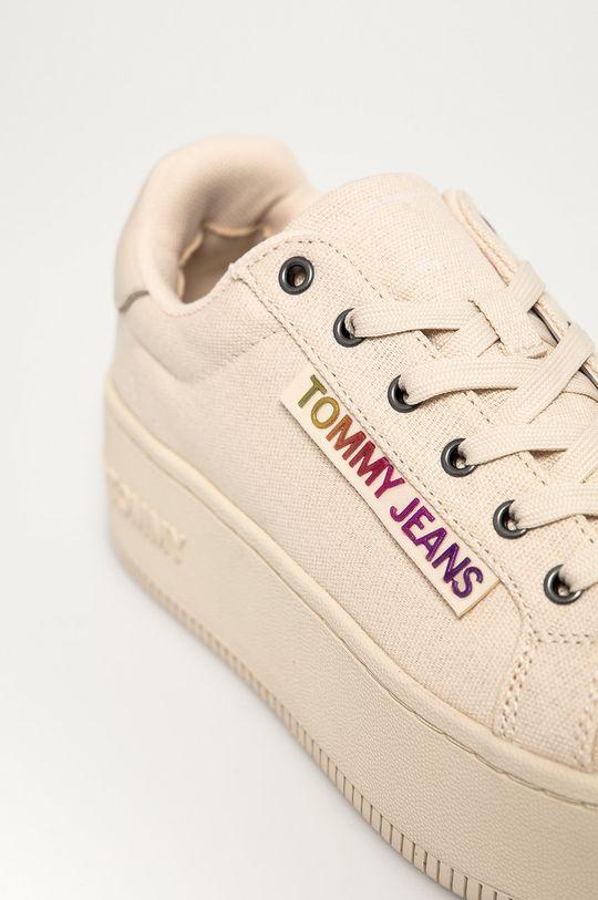 Tommy Jeans - Boty  Svršek: Textilní materiál Vnitřek: Textilní materiál Podrážka: Umělá hmota