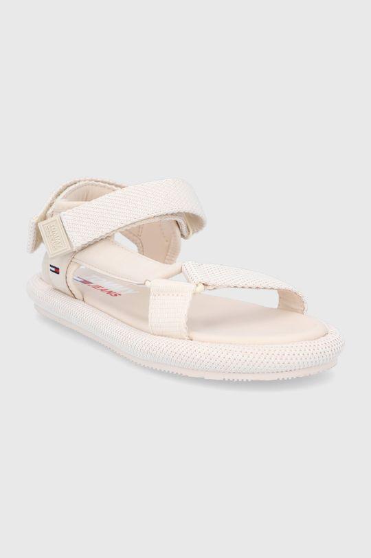Tommy Jeans - Sandale crem
