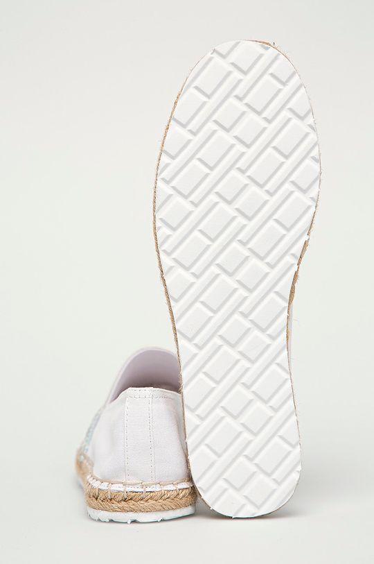 Tommy Jeans - Espadrile  Gamba: Material sintetic, Material textil Interiorul: Material textil Talpa: Material sintetic