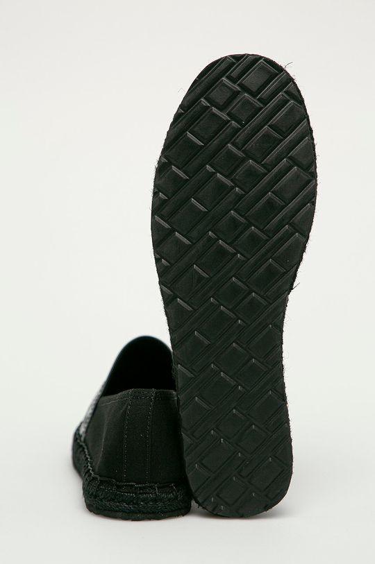 Tommy Jeans - Espadrilky  Zvršok: Syntetická látka, Textil Vnútro: Textil Podrážka: Syntetická látka