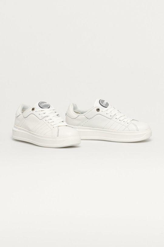 Colmar - Buty skórzane biały
