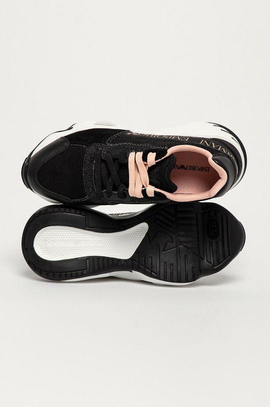 negru Emporio Armani - Pantofi