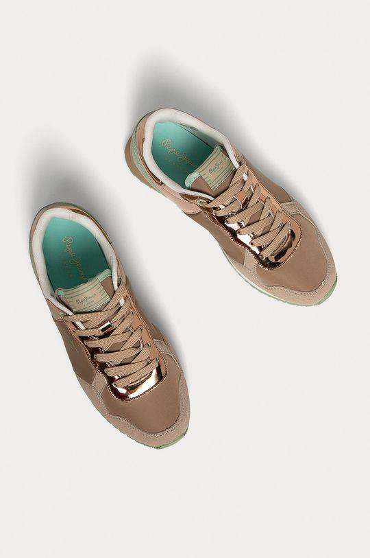 Pepe Jeans - Pantofi Archie Mirror 2  Gamba: Material sintetic, Material textil Interiorul: Material textil Talpa: Material sintetic