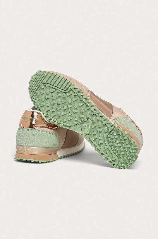 culoarea tenului Pepe Jeans - Pantofi Archie Mirror 2