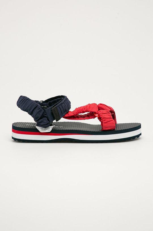 námořnická modř Pepe Jeans - Sandály Pool W Brit Dámský