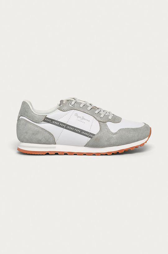 argintiu Pepe Jeans - Pantofi Verona W Lurex De femei
