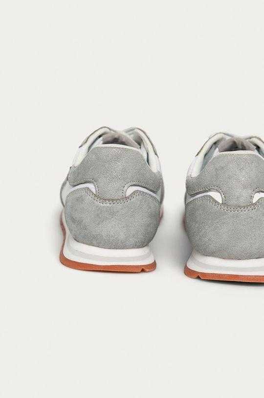 Pepe Jeans - Pantofi Verona W Lurex  Gamba: Material sintetic, Material textil Interiorul: Material textil Talpa: Material sintetic