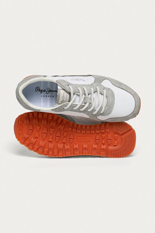 argintiu Pepe Jeans - Pantofi Verona W Lurex