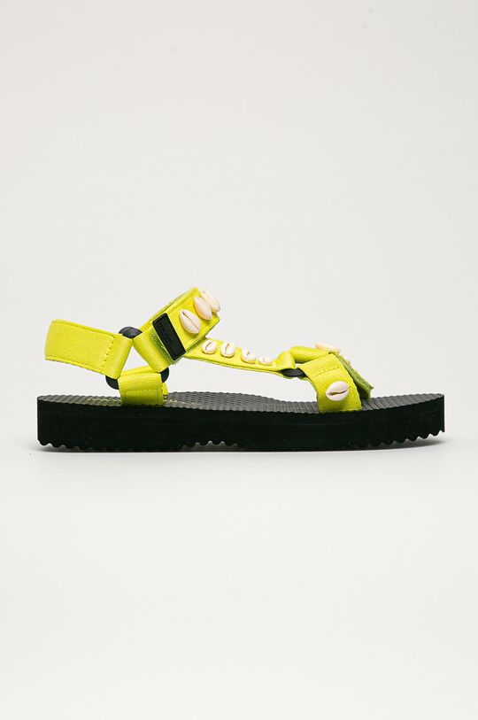žlutá Pepe Jeans - Sandály Pool W Sea Dámský