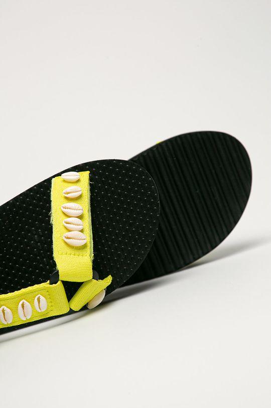žlutá Pepe Jeans - Sandály Pool W Sea