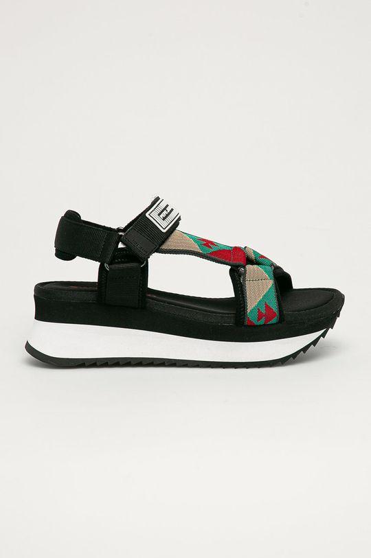 vícebarevná Pepe Jeans - Sandály Fuji Ethnic Dámský