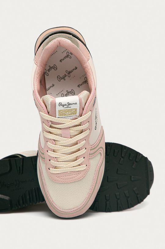 culoarea tenului Pepe Jeans - Pantofi Dover Bass