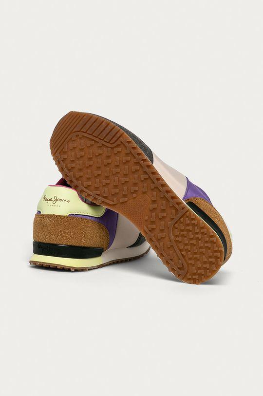 violet Pepe Jeans - Pantofi Archie Fun