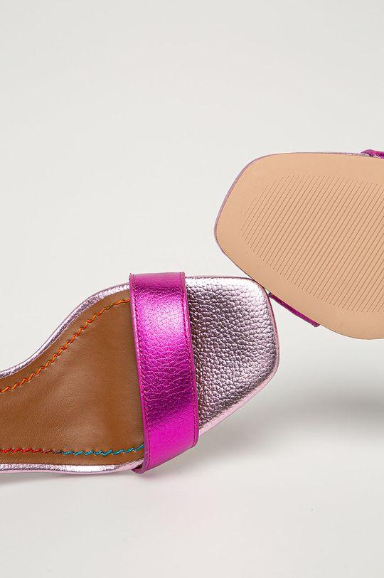 vícebarevná Kurt Geiger London - Kožené sandály Birchin