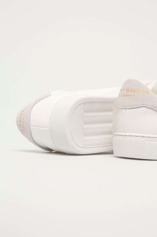 Kurt Geiger London - Kožené boty Lane  Svršek: Přírodní kůže Vnitřek: Umělá hmota Podrážka: Umělá hmota