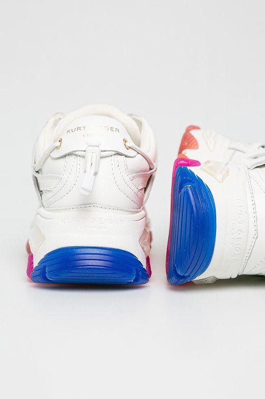 Kurt Geiger London - Kožené boty  Svršek: Přírodní kůže Vnitřek: Umělá hmota, Textilní materiál Podrážka: Umělá hmota