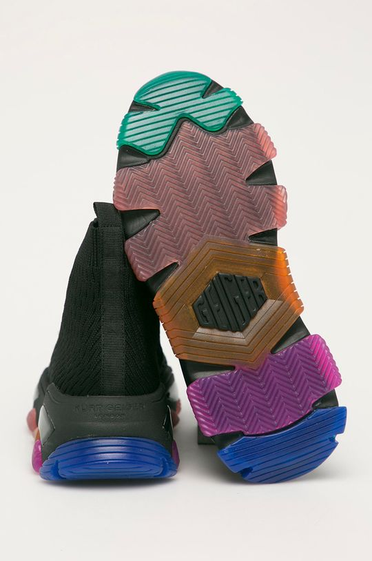 Kurt Geiger London - Boty Lettie  Svršek: Textilní materiál Vnitřek: Textilní materiál Podrážka: Umělá hmota