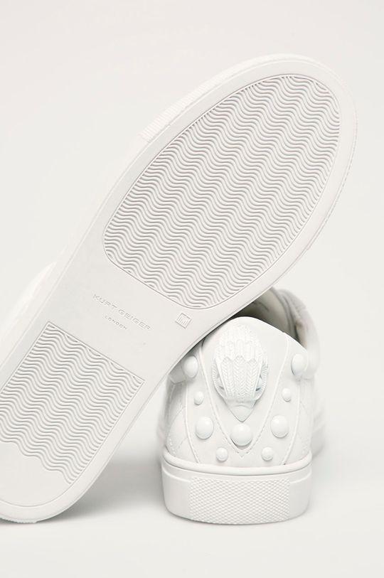 Kurt Geiger London - Kožená obuv  Zvršok: Prírodná koža Vnútro: Textil Podrážka: Syntetická látka