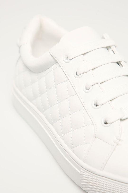 biela Kurt Geiger London - Kožená obuv