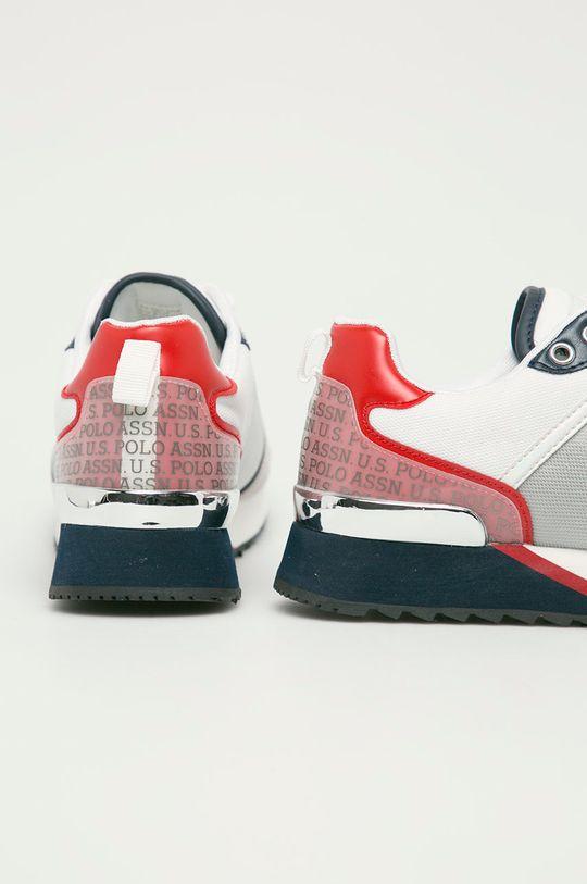 U.S. Polo Assn. - Pantofi  Gamba: Material textil, Piele naturala Interiorul: Material textil Talpa: Material sintetic