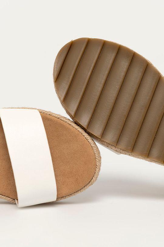 biela U.S. Polo Assn. - Sandále