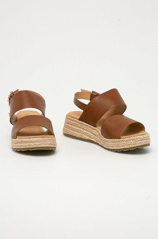 U.S. Polo Assn. - Sandály hnědá