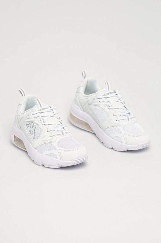 Kappa - Pantofi Yero alb