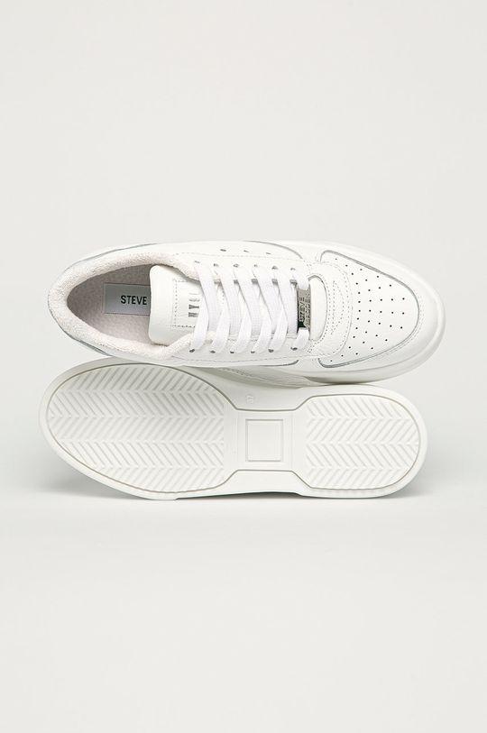 biela Steve Madden - Kožená obuv Darma