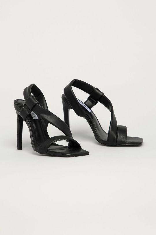 Steve Madden - Sandále Sizzlin čierna