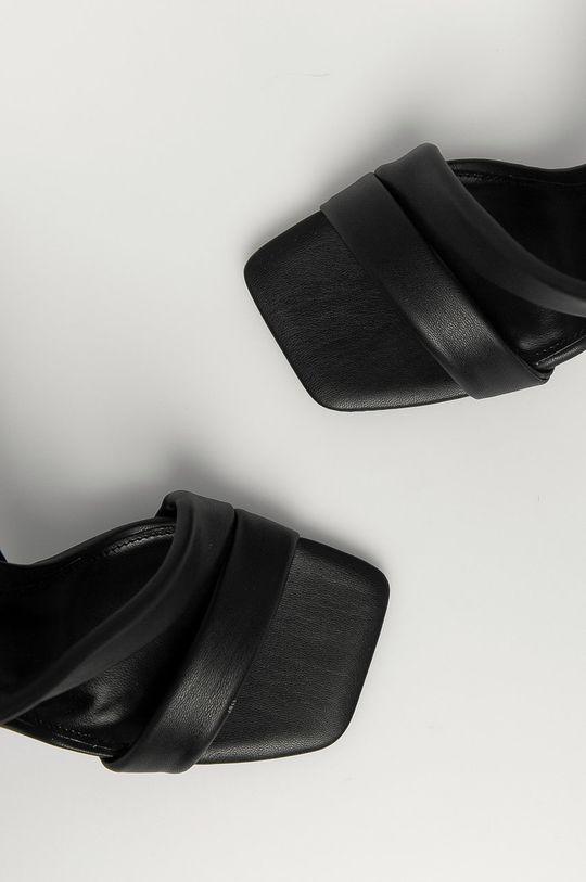 čierna Steve Madden - Sandále Sizzlin