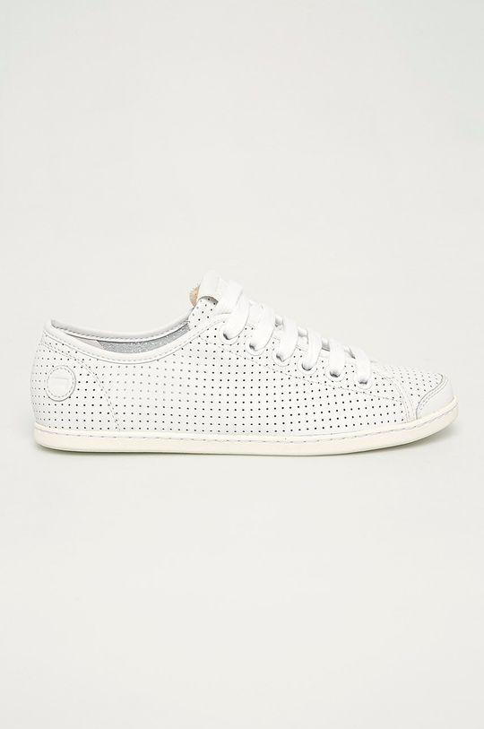 bílá Camper - Kožené boty Uno Dámský