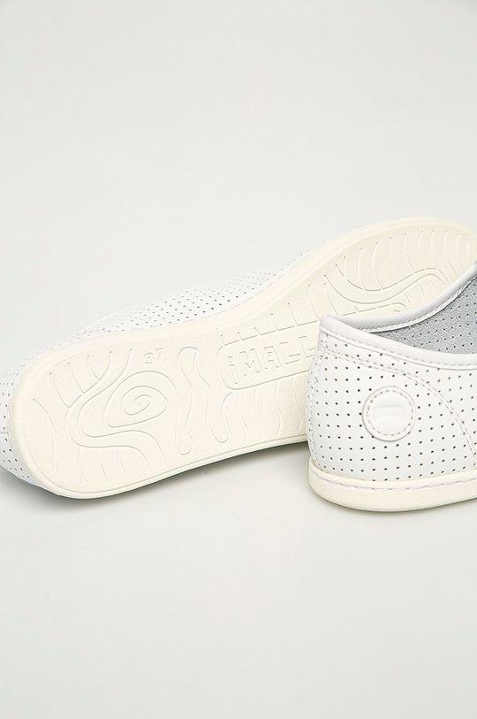 Camper - Kožené boty Uno  Svršek: Přírodní kůže Vnitřek: Textilní materiál, Přírodní kůže Podrážka: Umělá hmota