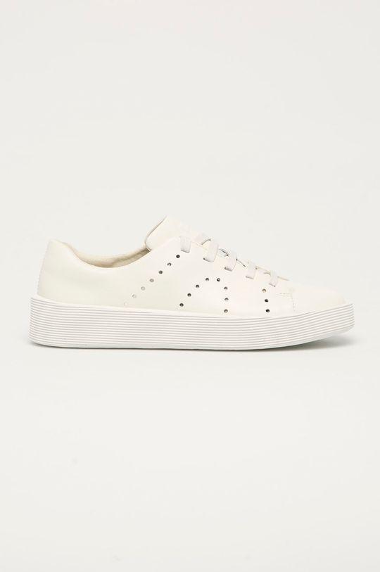 bílá Camper - Kožené boty Courb Dámský