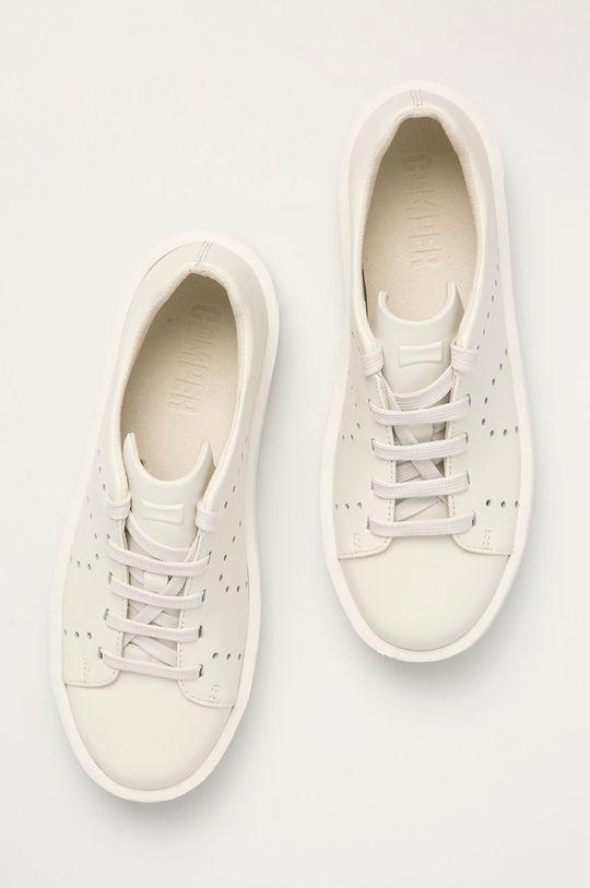 bílá Camper - Kožené boty Courb